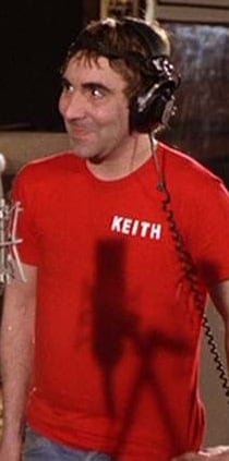 Keith Moon's Who Are You Shirt