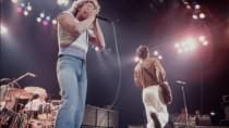 Baba O'Riley - Roger's Pit Cam - Roger Daltrey and Pete Townshend
