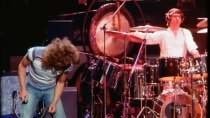 Won't Get Fooled Again - Wing Cam - Roger Daltrey and Keith Moon